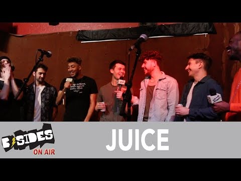 Juice Talk Band Formation, Song Process For New Music