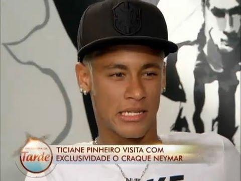 Neymar Chora Em Sua última Partida Pelo Santos; Veja A Entrevista Exclusiva Do Craque