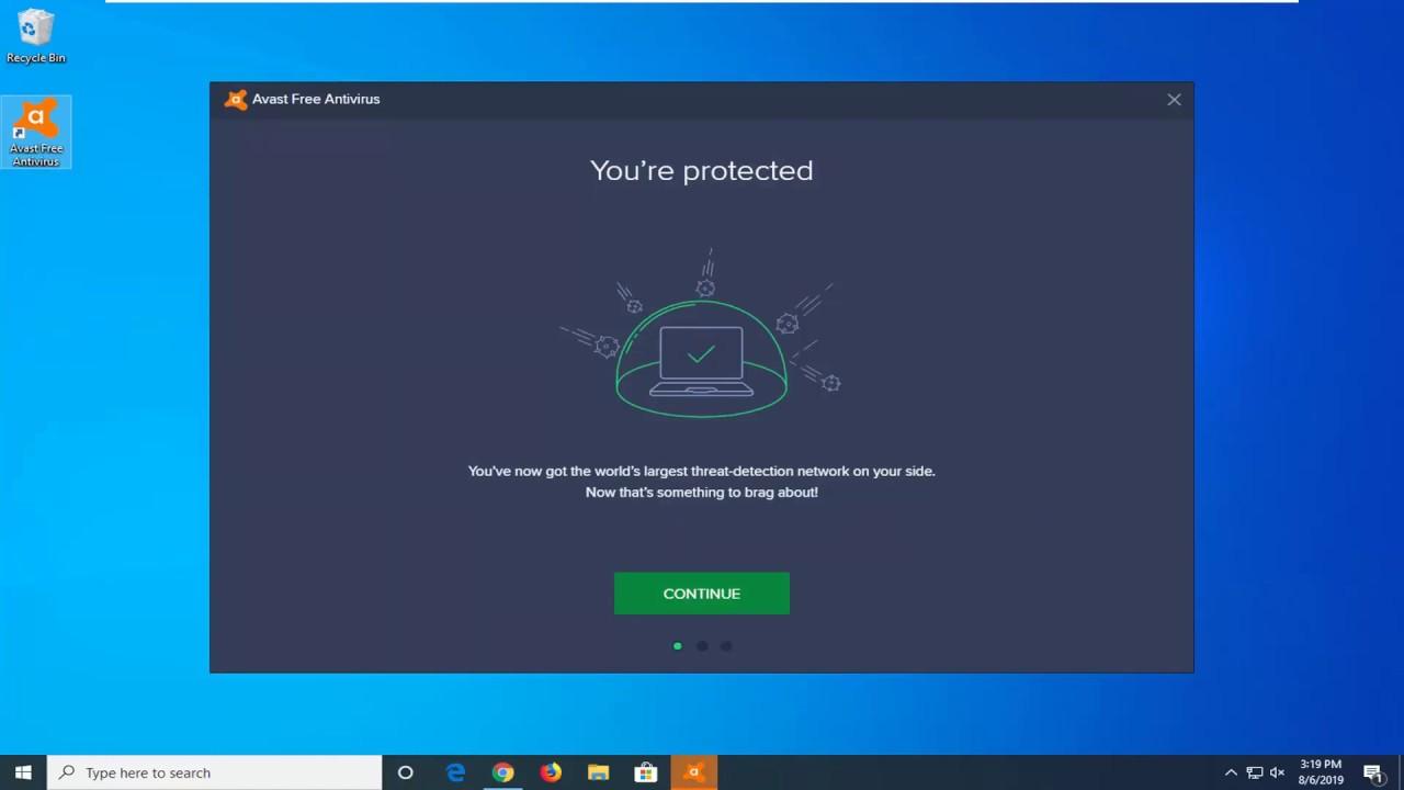 How To Download and Install Avast Free Antivirus 2020 [Tutorial]