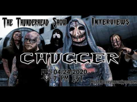 Exclusive Interview With Chugger On The Thunderhead Show