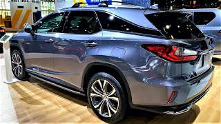 NEW - 2021 Lexus RX-350 L Luxury Package - INTERIOR and EXTERIOR Full HD 60fps