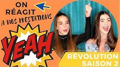 On réagit à nos prestations Révolution saison 2 (Épisode 1)
