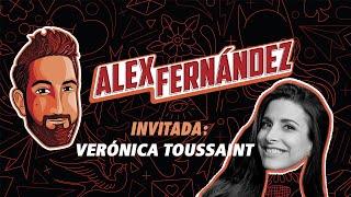 El Podcast de Alex Fdz - Ep. 20 - Verónica Toussaint
