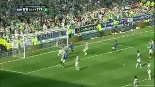 Rangers v Celtic 25/3/12 First Half