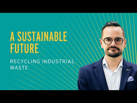 A Sustainable Future: Recycling Industrial Waste | Investing in Innovation | Mubadala