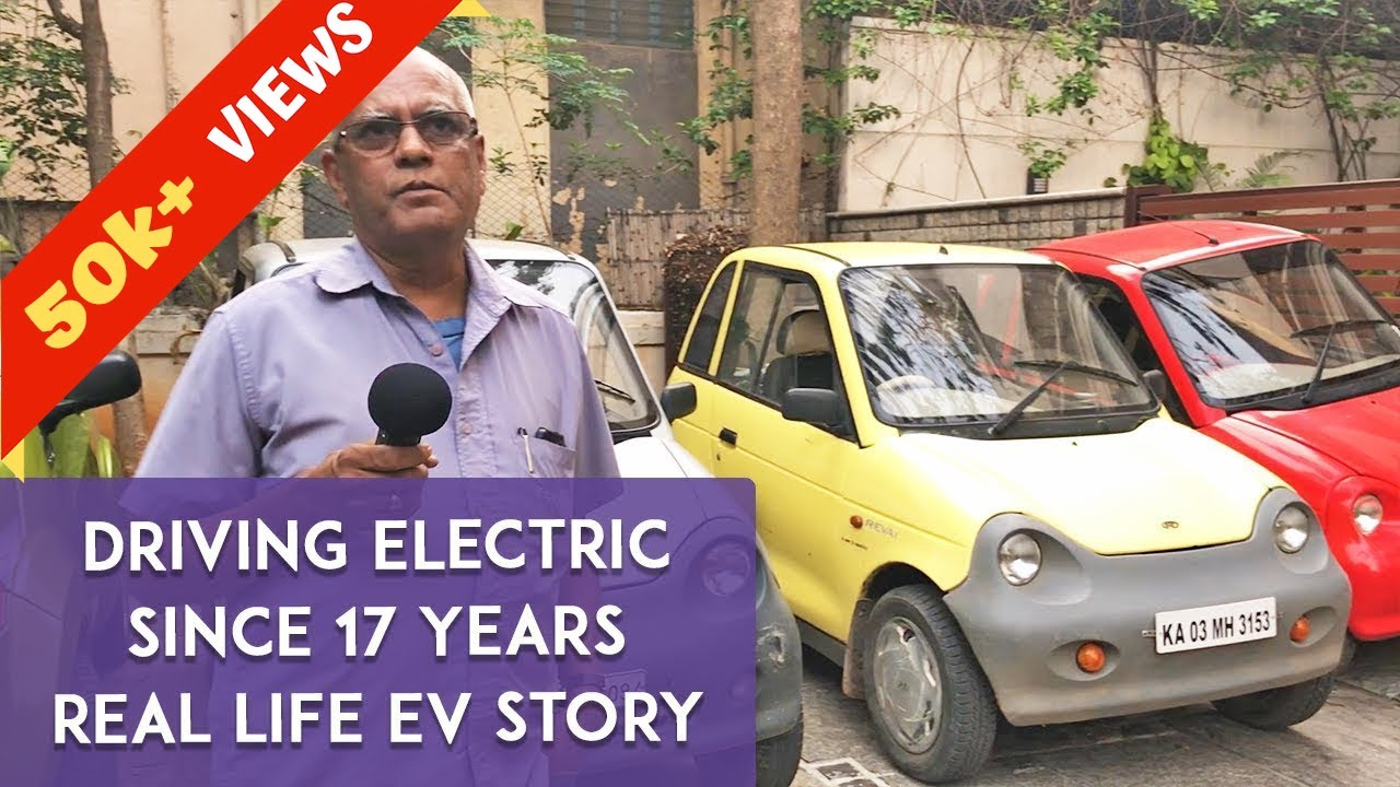 Real Life Ev Story 9 Electric Cars 17 Years Mr Zarryl Lobo