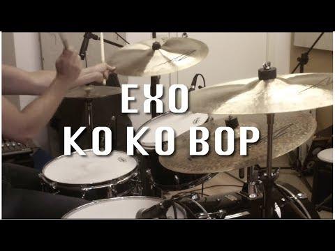 EXO - Ko Ko Bop / 엑소 - 코코밥 (Drum Cover)