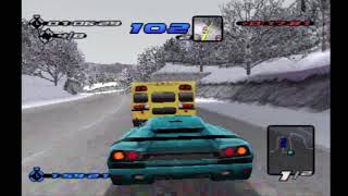 Need For Speed 3 Hot Pursuit | Country Woods | Hot Pursuit Race 187