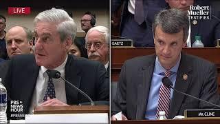 WATCH: Rep. Ben Cline's full questioning of Robert Mueller | Mueller testimony