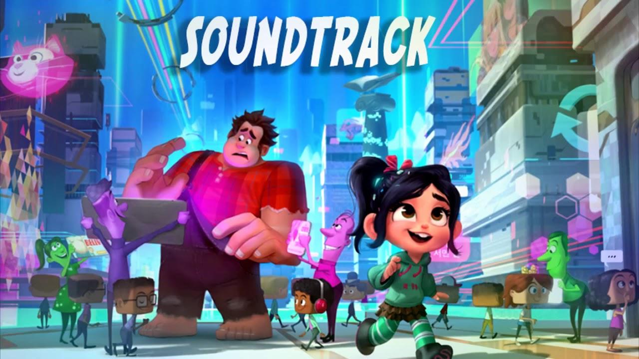 Wreck it Ralph 2 Soundtrack    Ralph Breaks the Internet ... Wreck It Ralph Trailer Song