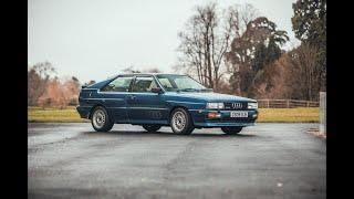 1986 Audi Quattro 10V