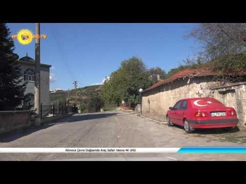 Altınova Çevre Doğasında Araç Safari Yalova 4K UHD