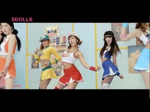 [MV] F-VE DOLLS (파이브돌스) - Like This Or That (Bugs) [HD 1080p]
