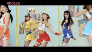 [MV] F-VE DOLLS (파이브돌스) - Like This Or That (Bugs) [HD 1080p] Mp3