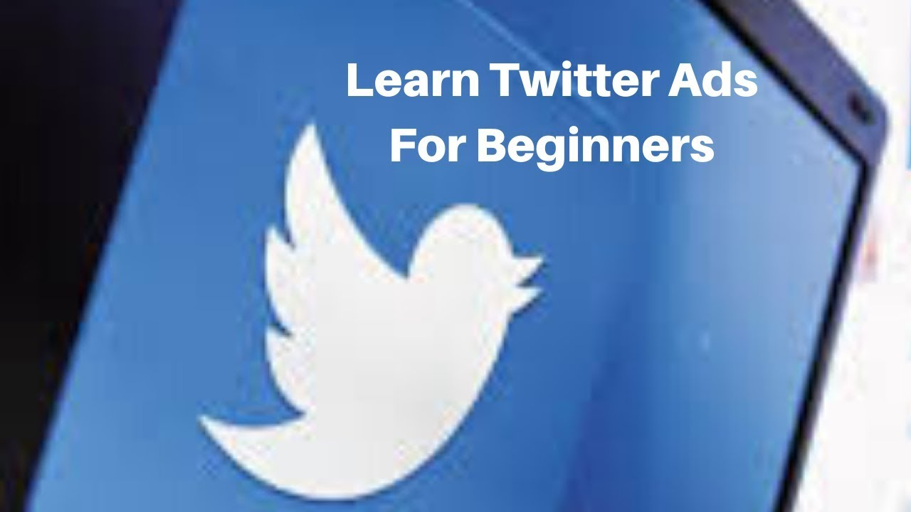Learn Twitter Ads For Beginners