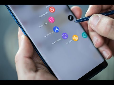 Top 10 S Pen Apps For Samsung Galaxy Note 8