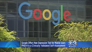 Google Offers New Depression Test For Mobile Users