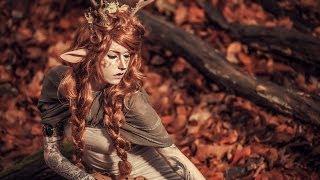 TUTORIAL: Fawn Girl / Deer Make Up