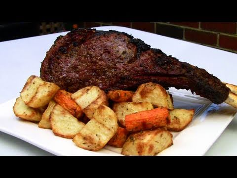 Marinated And Injected Rib Eye Beef Roast Recipe