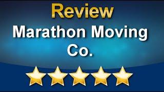 Marathon Moving Co. Canton Outstanding Five Star Review by Abdo Safar