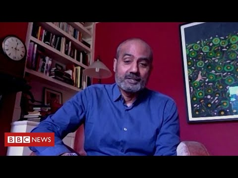BBC's George Alagiah on living with coronavirus and cancer - BBC News