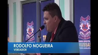 Rodolfo Nogueira em pronunciamento 10 10 17