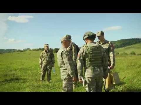 Turkish Commandos Train With U.S. And NATO Forces GERMANY 09.18.2019
