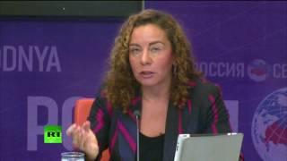 Видеомост  «Мирное будущее Сирии  взгляд из Москвы и Брюсселя»