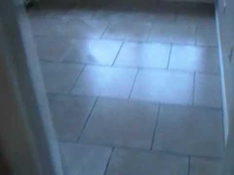 Floors We Do Floor Covering Installation 16x16 Ceramic Tile In Brick Pattern