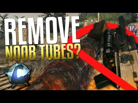Remove Noob Tubes from Modern Warfare 2 Remastered? (MW2R Opinions)