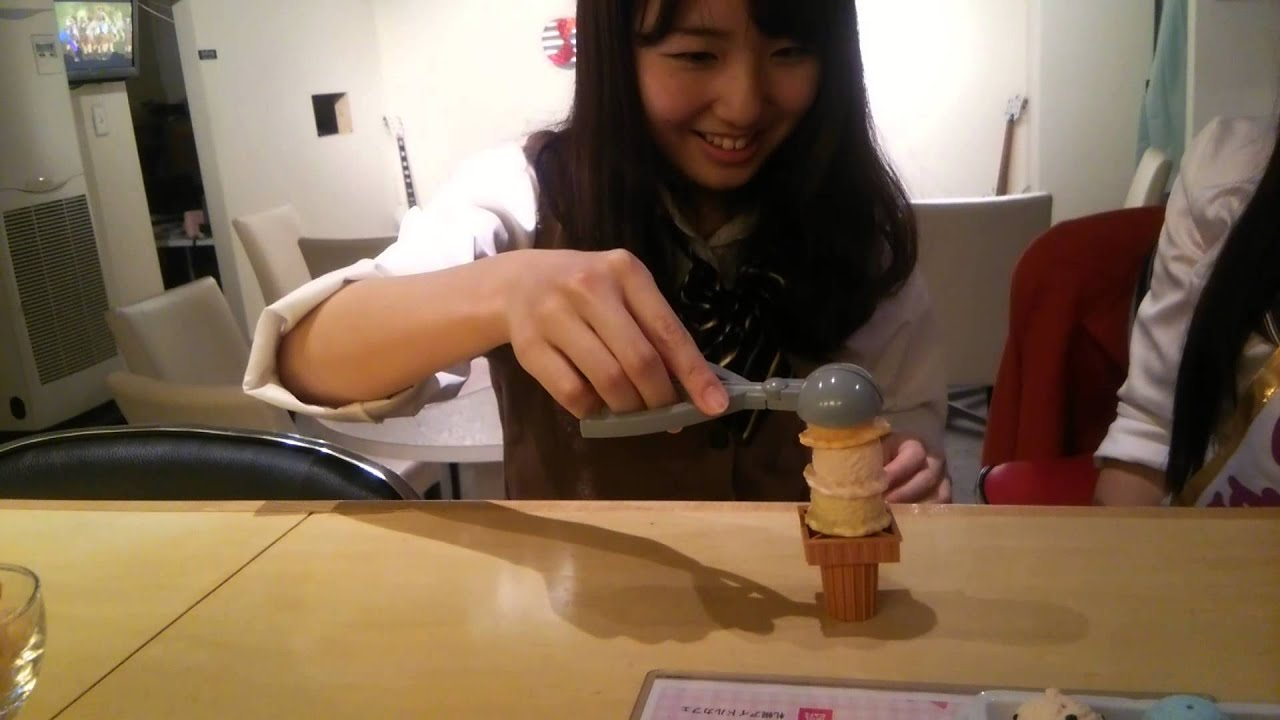 ぶちなのアイスクリームタワー  その1
