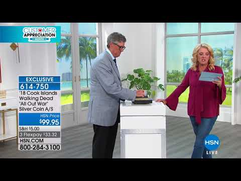 HSN | Coin Collector 04.20.2018 - 07 PM