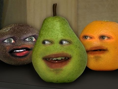 Annoying Orange - Annoying Pear - YouTube