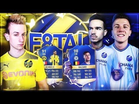 FIFA 17 : F8TAL TOTS vs FeelFIFA ⚡️🏆⚡️ 2. Gruppenspiel (deutsch)