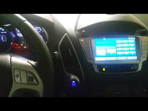 Камера переднего/заднего вида Hyundai IX35