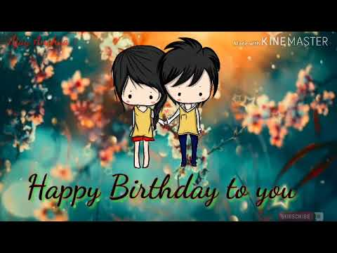 19 June Birthday Whatsapp Status|| Happy Birthday Song Status || Birthday Song Status.