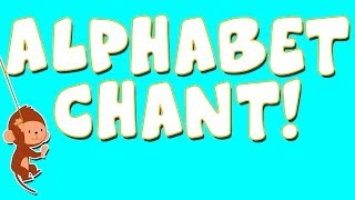 ABC Chant | Learning Alphabet Songs For Children | ABC Songs For Toddlers by Kids Tv