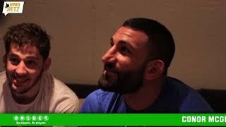 UFC 229: Conor McGregor vs Khabib Nurmagomedov Reza Maddog Madadi Predictions