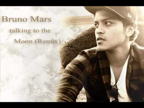 Bruno Mars  Talking to the Moon Remix