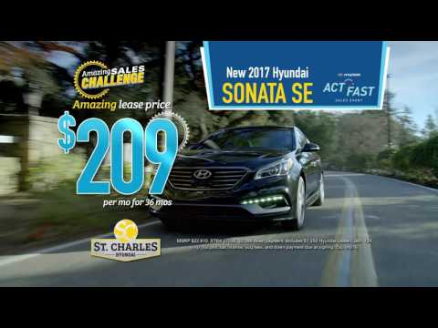 St. Charles Hyundai - Amazing Sales Challenge