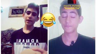 ايه اول فيديو كان سبب في شهرة عمر + غناؤه سنيوريتا || I'm crazy