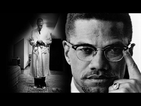 """مالكوم إكس """" Malcolm X """"   رمز الإسلام الذى لا نعرفه !"""