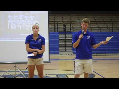 Columbus North Sportsmanship Speech