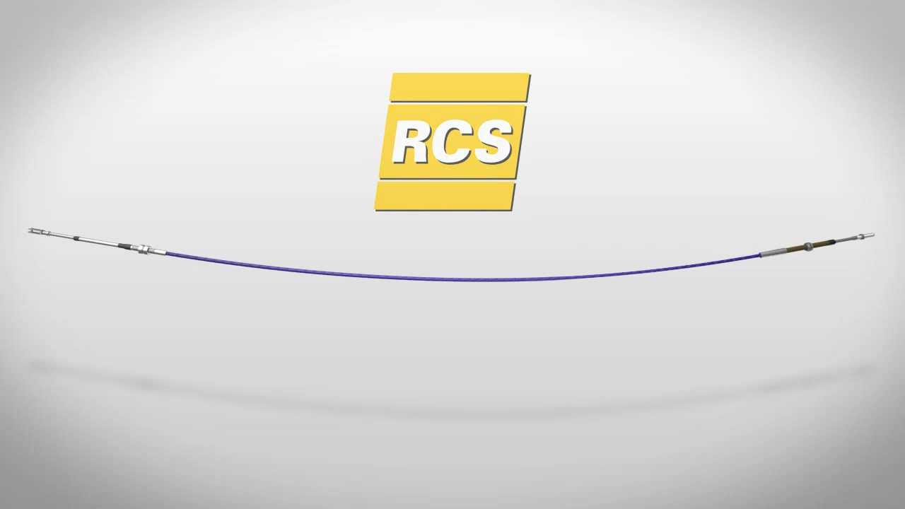 RCS Druck-Zug-Kabel ⎥ RCS Push-Pull-Cables - YouTube