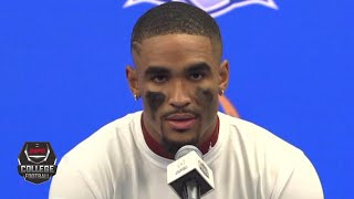Jalen Hurts: I failed to bring Oklahoma a National Championship | College Football on ESPN