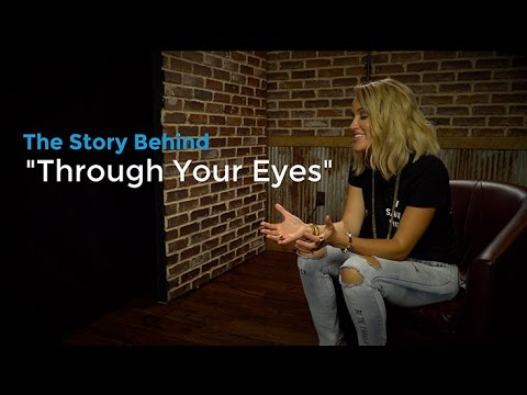 """The Story Behind """"Through Your Eyes"""" by Britt Nicole"""