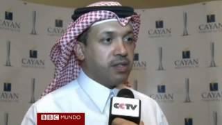 Dubai inaugura edificio en espiral más alto del mundo