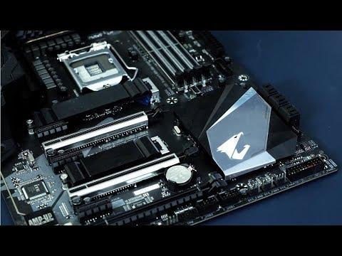 PREVIEW l AORUS Z390 PRO  เมนบอร์ดหล่อๆ ประกันดี สำหรับ Intel  Gen9