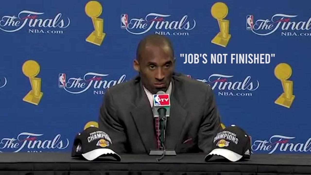 Download Kobe Bryant's Mamba Mentality Moments