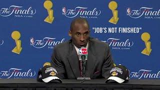 Kobe Bryant's Mamba Mentality Moments
